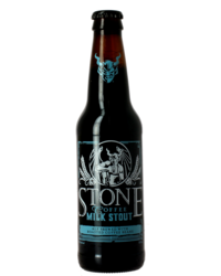 Flaschen Bier - Stone Coffee Milk Stout