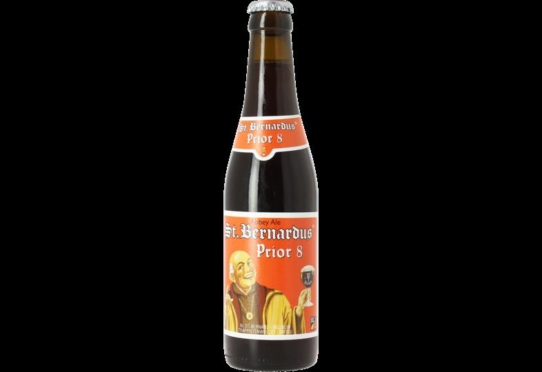 Bottled beer - Saint Bernardus Prior 8