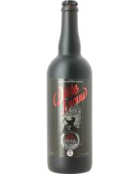 Bottled beer - Wilde Leeuw - Bière Brune Quadruple