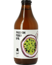 Bottled beer - Brewski Passionfeber
