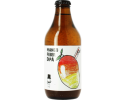 Bottled beer - Brewski Mangofeber DIPA