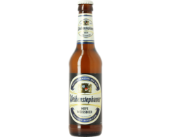 Bottled beer - Weihenstephaner Hefe Weissbier - 33 cL