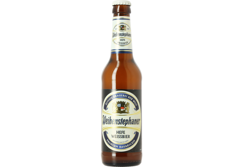 Bottiglie - Weihenstephaner Hefe Weissbier - 33 cl