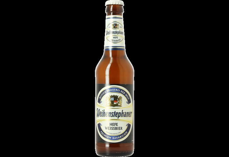 Bottled beer - Weihenstephaner Hefe Weissbier - 33 cL