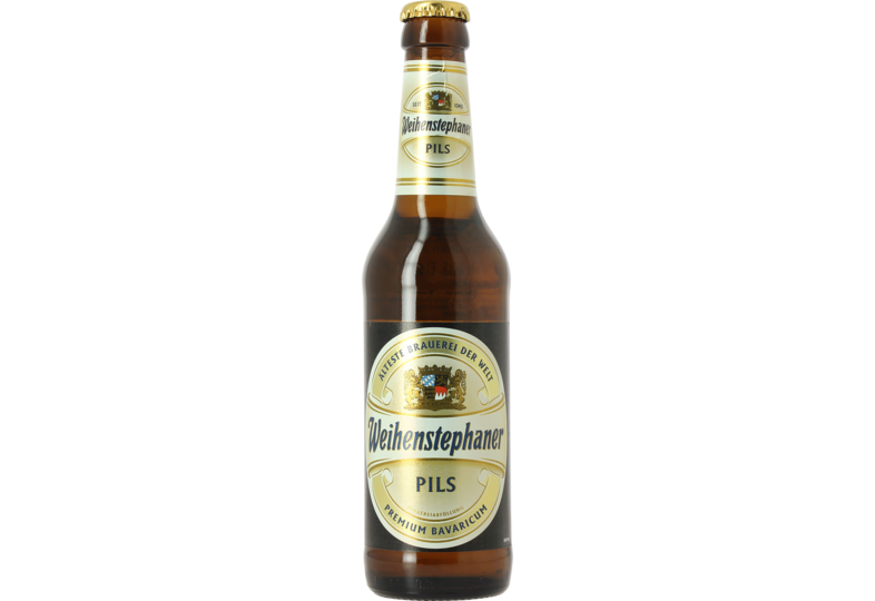 Bouteilles - Weihenstephaner Pilsner - 33 cL