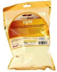 Additifs de brassage - Extrait de malt Muntons poudre blond 7-12 EBC 500g