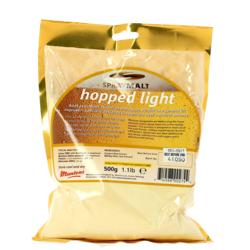 Additifs de brassage - Extrait de malt poudre Muntons houblonné blond 500 g