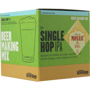 Navulling brouwpakket Brooklyn Brew Kit Mosaic Single Hop IPA