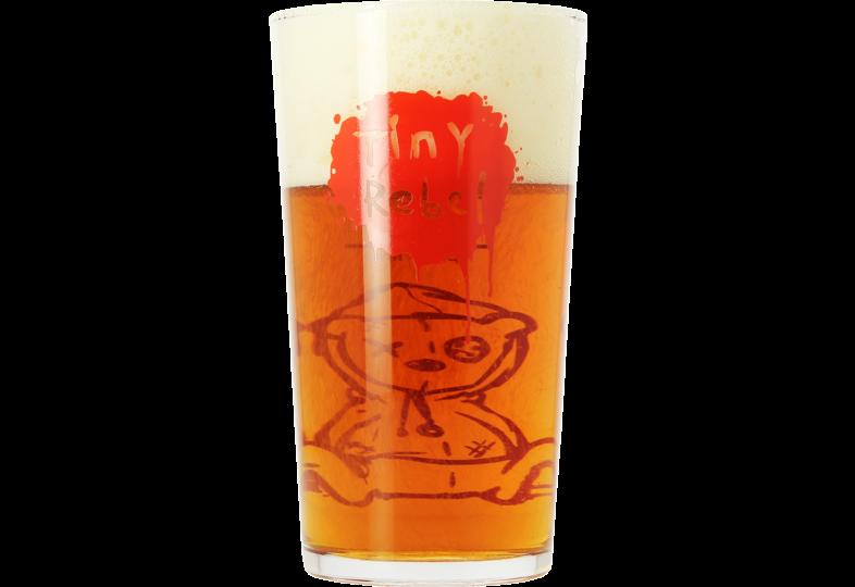 Verres à bière - Verre Tiny Rebel