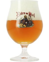 Biergläser - Verre Bière de Miel Bio - 33 cl