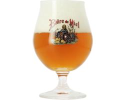 Ölglas - Bière de Miel bio beer glass - 33 cl