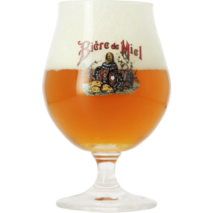 Verre Bière de Miel Bio - 33 cl