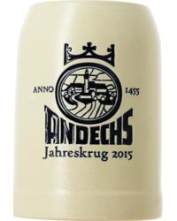 Vasos - Jahreskrug Andechs 2015