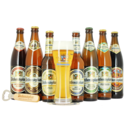 Bierpakketten - Assortiment Weihenstephaner