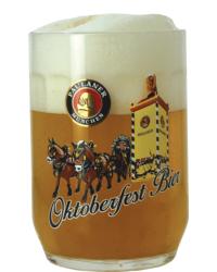 Biergläser - Chope Paulaner Oktoberfest