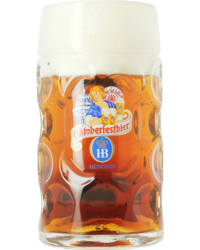 Verres à bière - Chope Hofbräu Oktoberfest