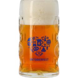 Beer glasses - Hofbräu Oktoberfest stein beer mug