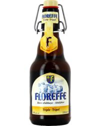 Bottled beer - Floreffe triple