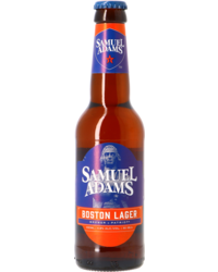 Bottled beer - Samuel Adams Boston Lager