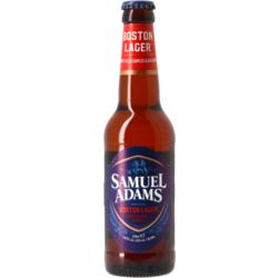 Bouteilles - Samuel Adams Boston Lager