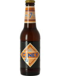 Bottled beer - Ciney blonde