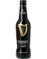 Bottled beer - Guinness Draught