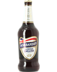 Bouteilles - Bombardier English Premium Bitter