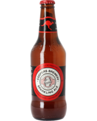 Bottled beer - Coopers Brewery Sparkling Ale