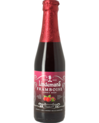 Bottled beer - Lindemans Framboise